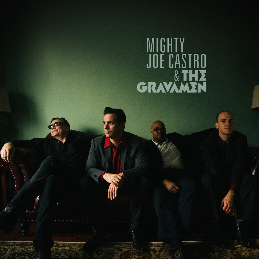 Mighty Joe Castro and the Gravamen EP