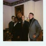 Mighty Joe Castro and the Gravamen polaroid by Bob Sweeney