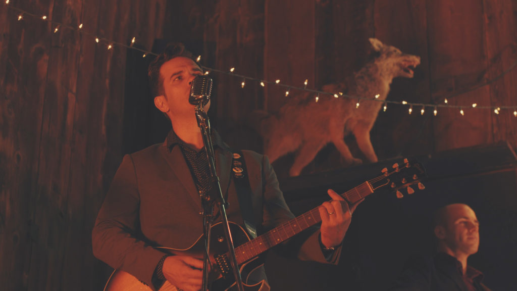 Mighty Joe Castro and the Grvamen music video for Don't Forget About Me