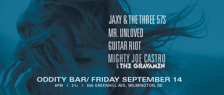 MIghty Joe Castro and the Gravamen Oddity Bar