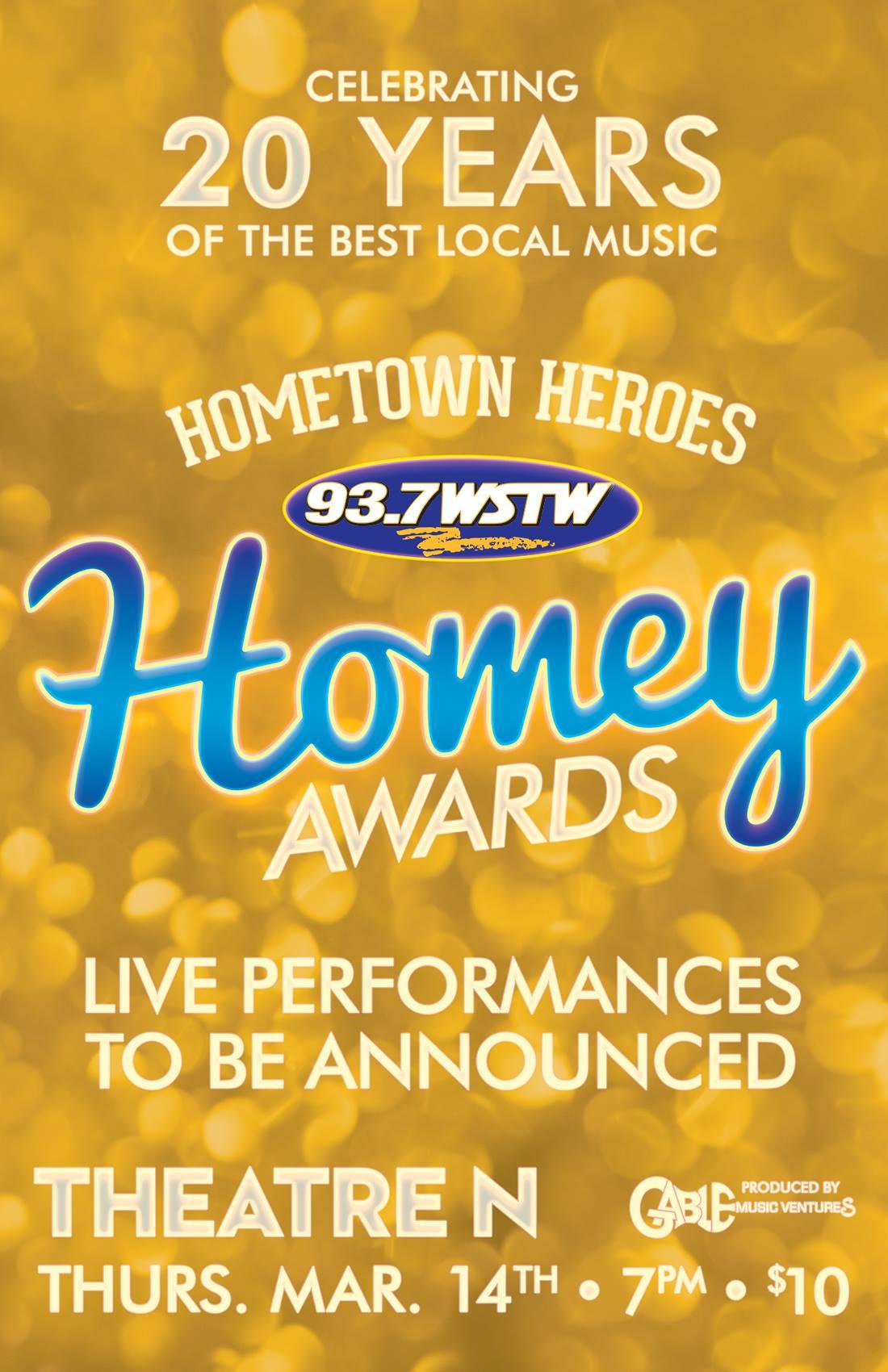 WSTW Homey Awards 2019